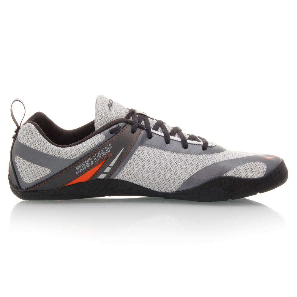 Altra The Samson - Mens Minimalist Running Shoes - Grey ...