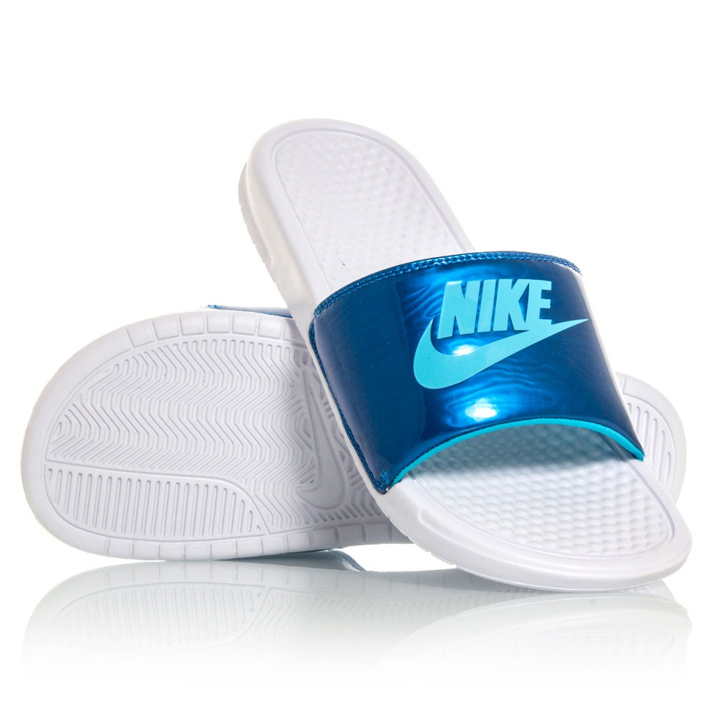 Popular Details About Nike Benassi JDI Slides Sandals Shoes