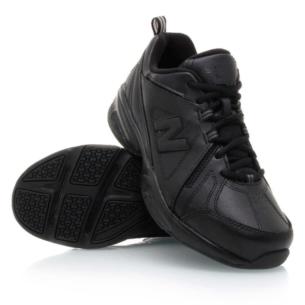 new balance all black sneakers