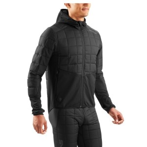 Skins Activewear Jedeye Run Mens Puffer Jacket