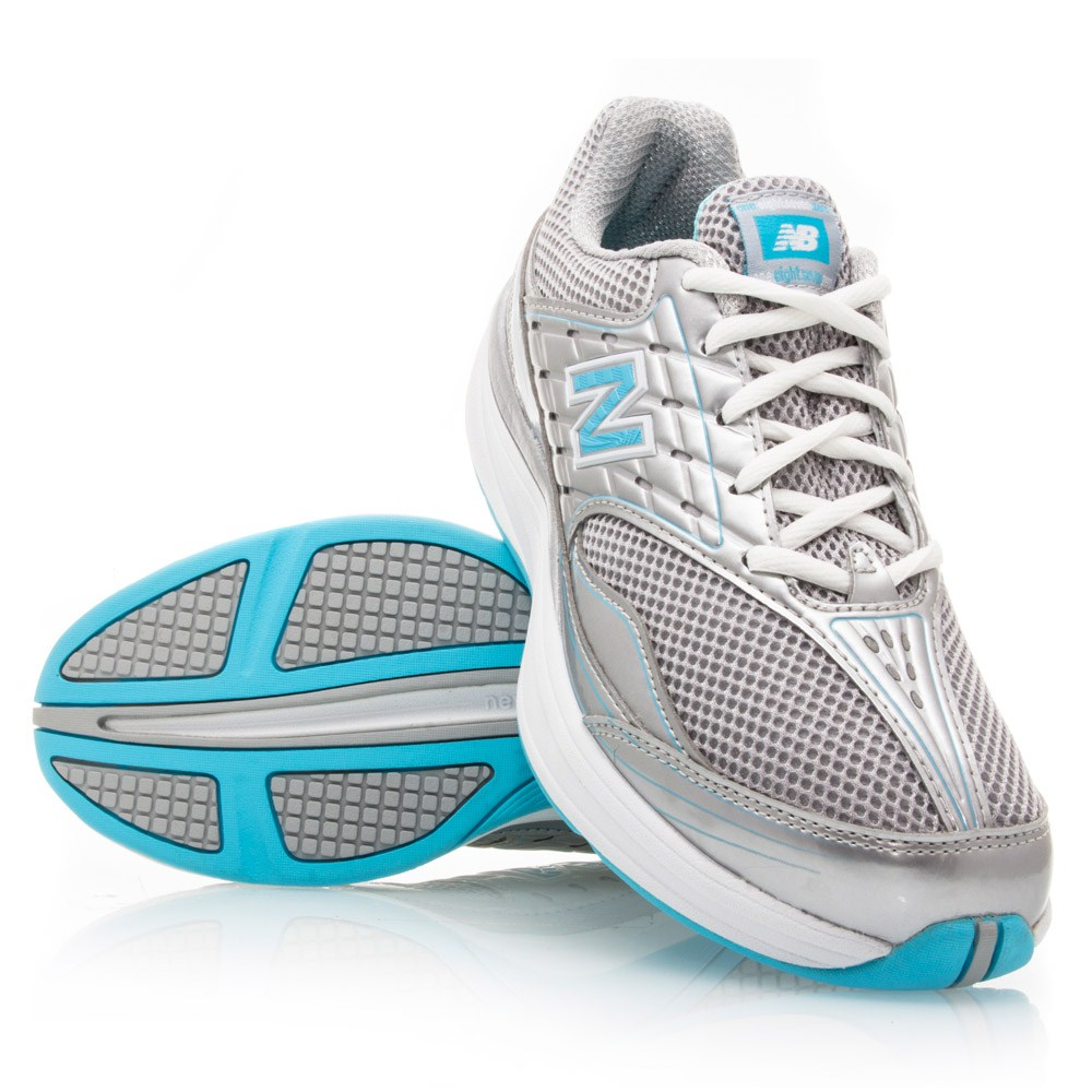 haz Flor de la ciudad grua  New Balance 1870 - Womens Toning Shoes - Silver/Blue | Sportitude