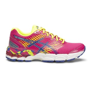 Asics Gel Nimbus 17 GS - Kids Girls Running Shoes