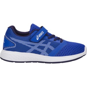 Asics Patriot 10 PS - Kids Boys Running Shoes
