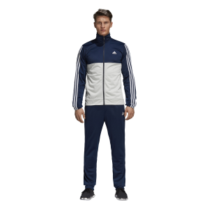 Adidas Back 2 Basics 3-Stripes Mens Training Tracksuit