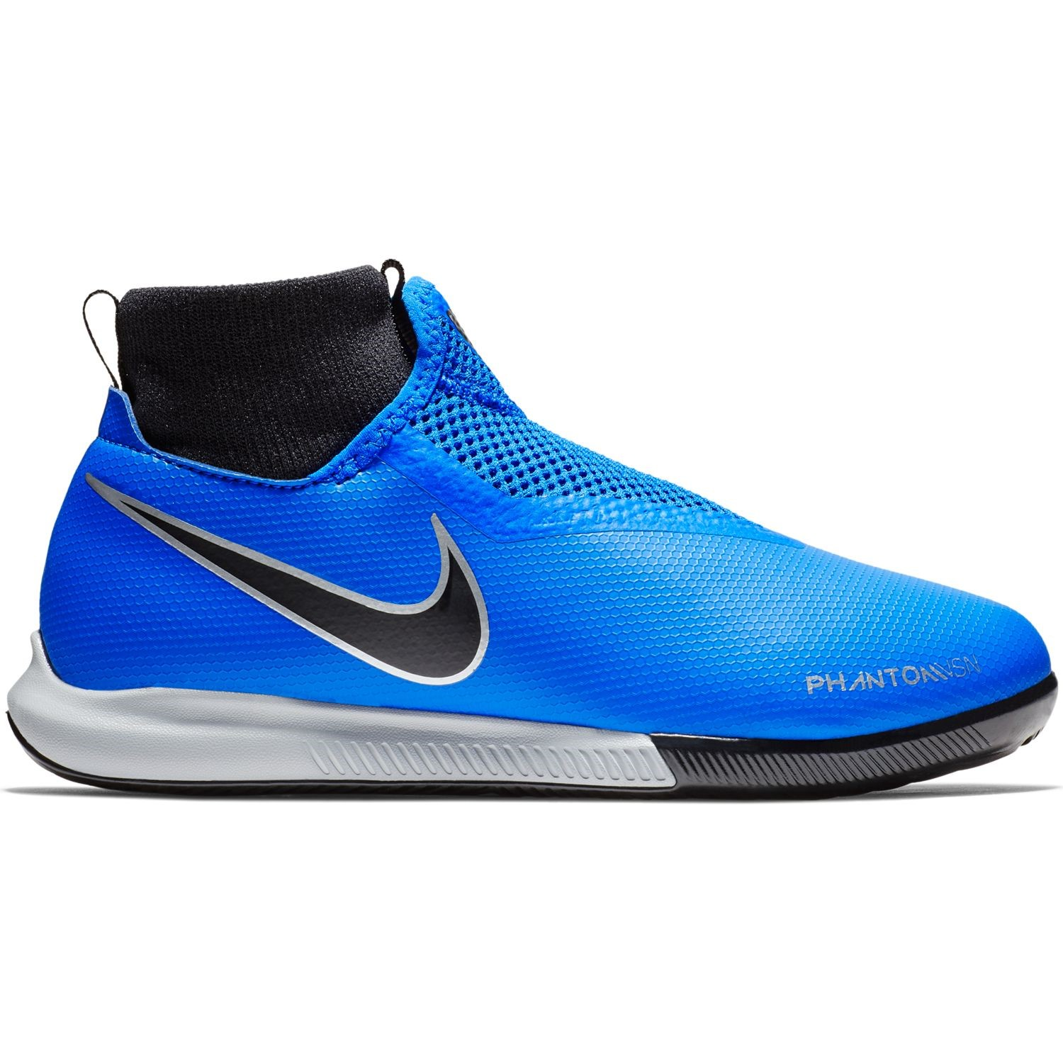 8be668d8261 Nike Jr Phantom Vision Academy DF IC - Kids Indoor Soccer Futsal Shoes -  Racer