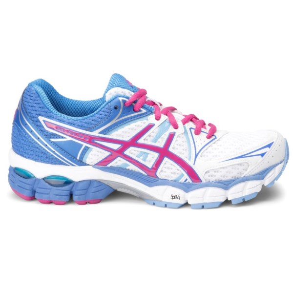 Asics Gel Pulse 6 - Womens Running Shoes - White Hot Pink Powder ... 8b8f94e3d3
