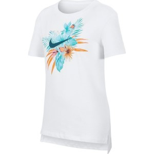 Nike Sportswear Foliage Kids Girls T-Shirt