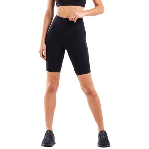 2XU Form Stash Hi-Rise Womens Compression Bike Shorts
