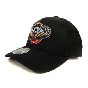 Mitchell & Ness NBA New Orleans Pelicans 110 Snapback Basketball Cap