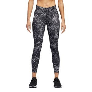 Adidas How We Do Printed Womens 7/8 Running Tights