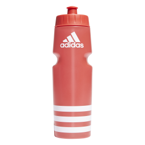 Adidas Perf BPA Free Water Bottle - 750ml - Scarlet/White