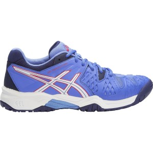 Asics Gel Resolution 6 GS - Kids Girls Tennis Shoes