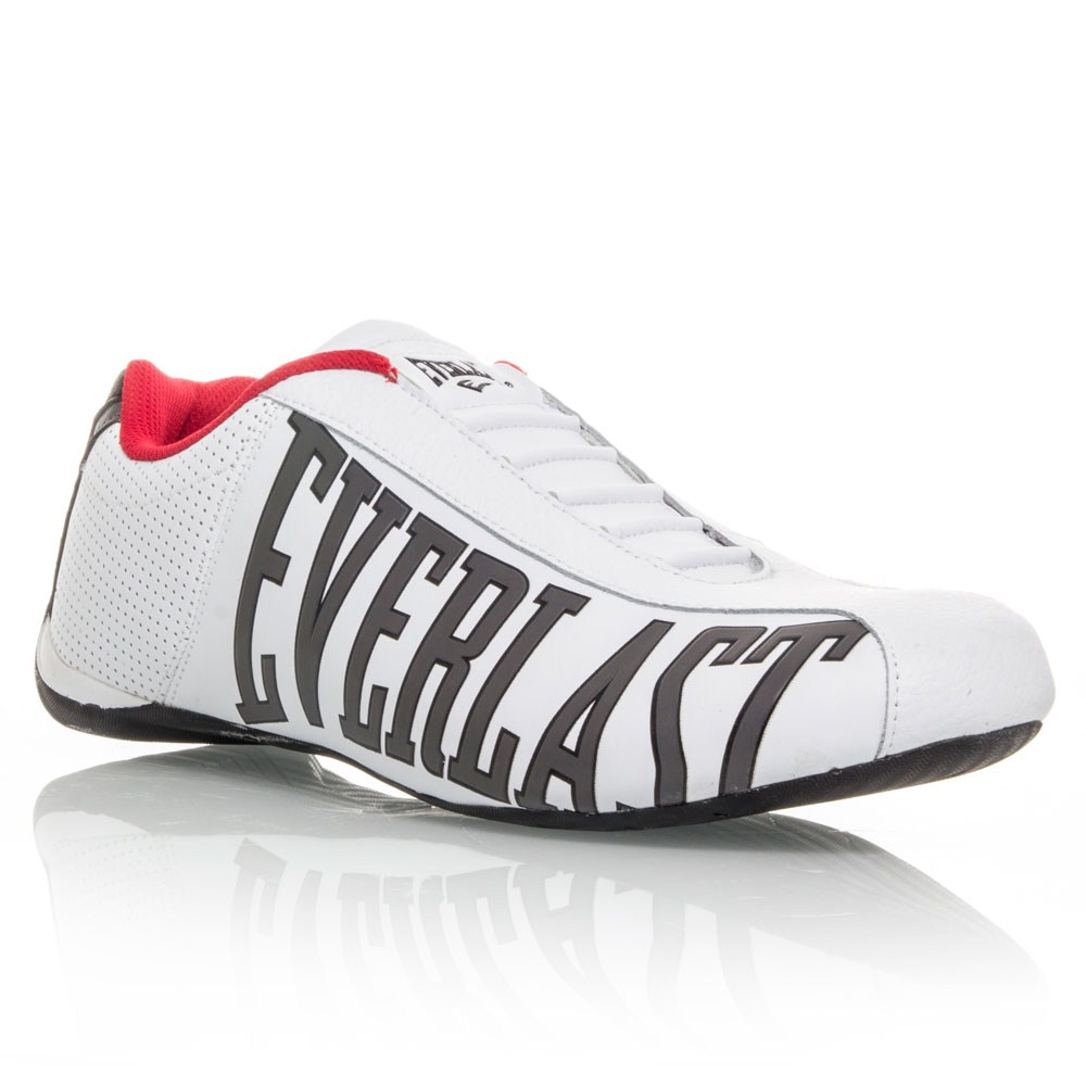 everlast ultimate w122 mens casual shoes white black
