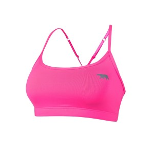 Running Bare Gelato 448 Womens Sports Push Up Crop Top