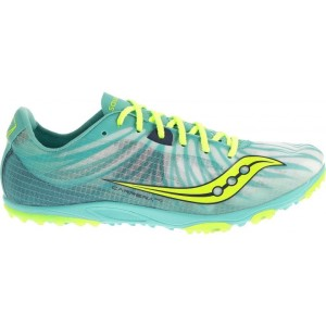 Saucony Carrera XC Flat - Womens Waffle Racing Shoes