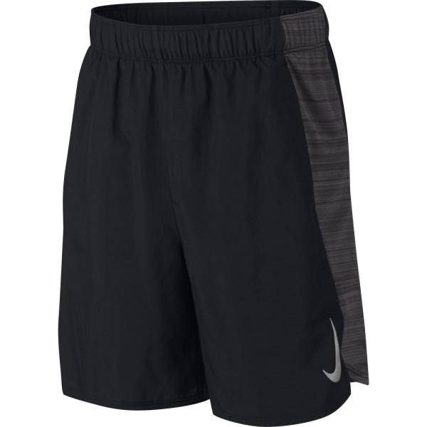 Nike Flex 6 Inch Challenger Kids Boys Training Shorts - Black/Thunder Grey
