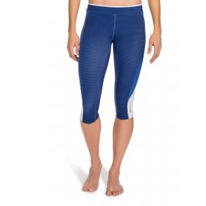 Skins A200 Womens Compression 3/4 Tights - Double Denim