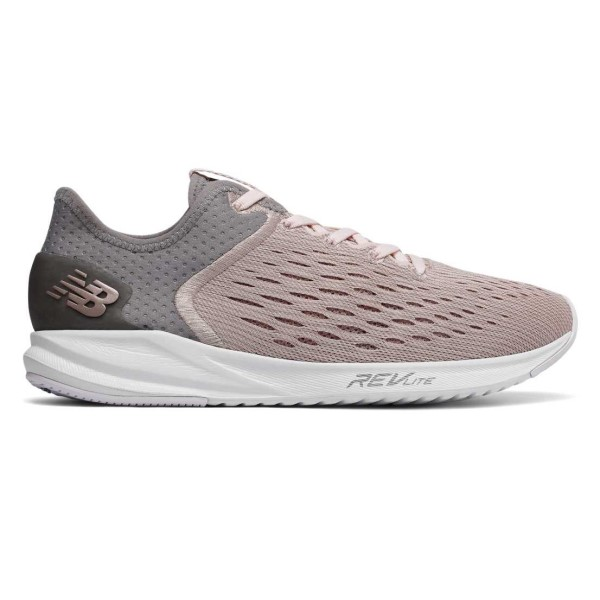 New Balance Fuel Core 5000v1 - Womens Running Shoes - Light Pink/White