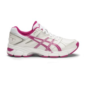 Asics Gel 190TR (D/2E) - Womens Leather Cross Training Shoes