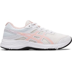 Asics Contend 6 GS - Kids Girls Running Shoes