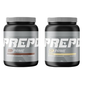 Prepd Prime Pre-Workout Hydration Enhancing Powder