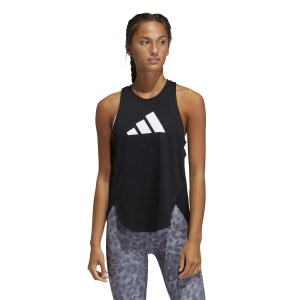 Adidas 3 Bar Logo Womens Training Tank Top
