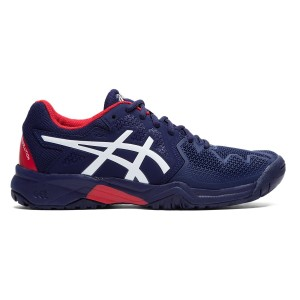 Asics Gel Resolution 8 GS - Kids Boys Tennis Shoes