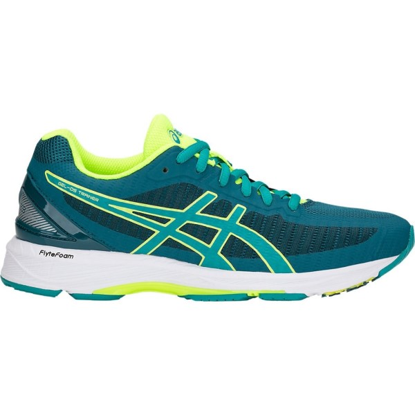 Asics Gel DS Trainer 23 - Womens Running Shoes - Electric Blue/Lagoon