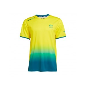Diadora Commonwealth Games Replica Unisex Training T-Shirt