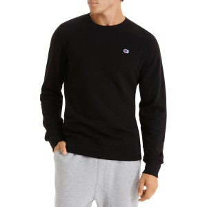 Champion Logo Crew Mens Casual Sweatshirt