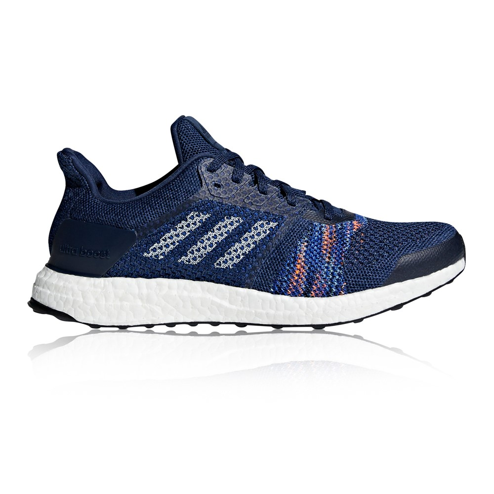 578e51b5899 Adidas Ultra Boost ST - Mens Running Shoes - Noble Indigo White Collegiate  Navy
