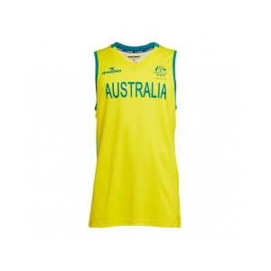 Diadora Commonwealth Games Replica Unisex Basketball Jersey