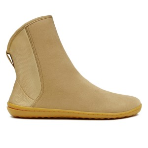 Vivobarefoot Sharpei Eco Suede - Womens Casual Shoes