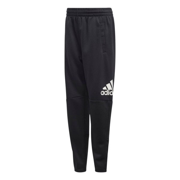 Adidas Little Kids Boys Football Pants - Black/White