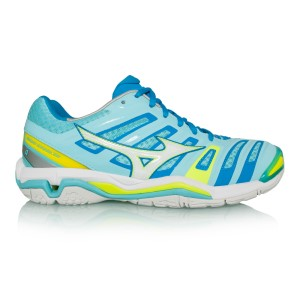 Mizuno Wave Stealth 4 - Womens Netball Shoes