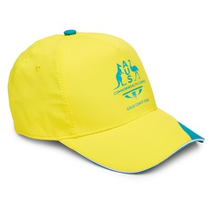 Diadora Commonwealth Games Kids Sports Cap
