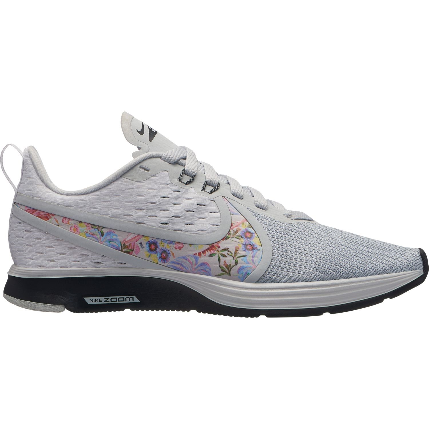 ff4eddfd38e3b Nike Zoom Strike 2 Premium - Womens Running Shoes - Pure Platinum Floral