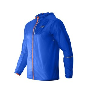 New Balance Lite Packable Mens Running Jacket