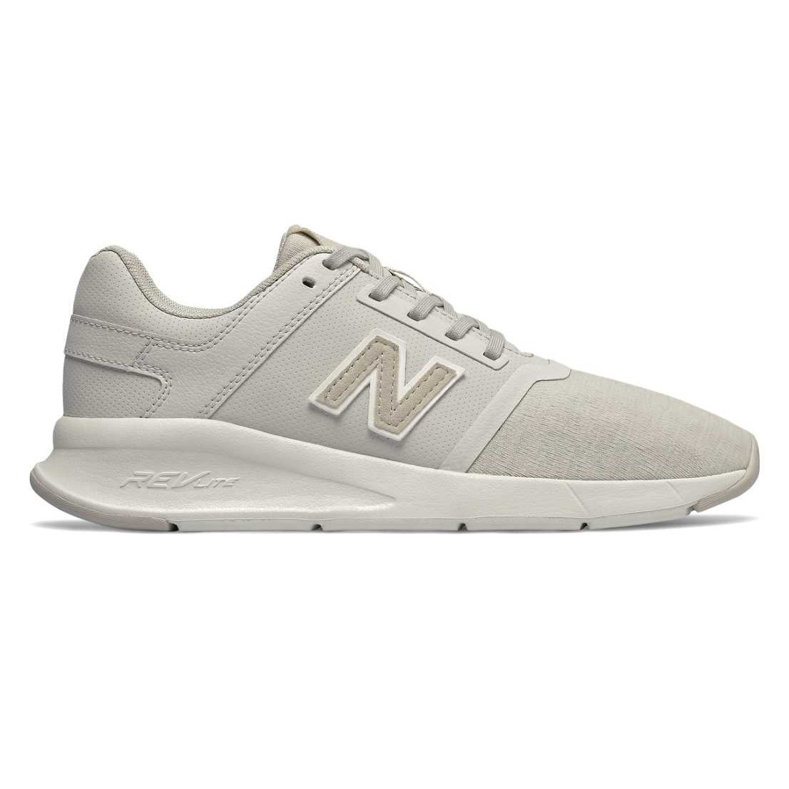 877a8af27c4 New Balance 24 v2 Lux - Womens Sneakers - Moonbeam White