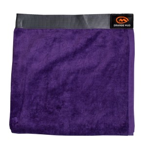 Orange Mud Transition Towel and Seat Cover