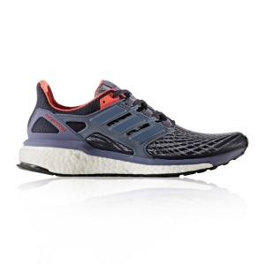 adidas Womens Supernova Stability Running Shoes Legend InkSuper PurpleEasy Coral