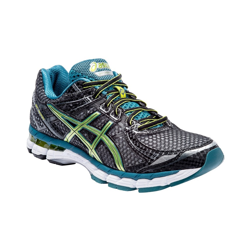 asics gel kayano 20 black lime tapestry