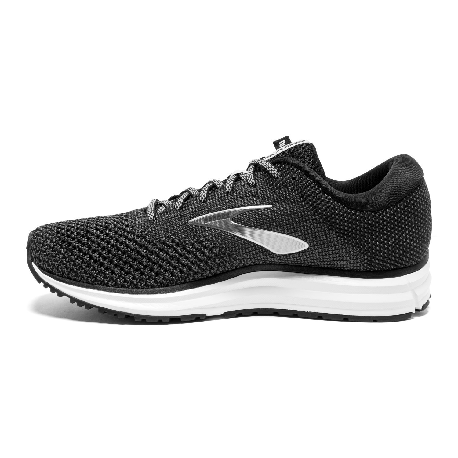 4c383c87bd5 Brooks Revel 2 - Womens Running Shoes - Black Grey