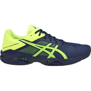 Asics Gel Solution Speed 3 Herringbone - Mens Tennis Shoes