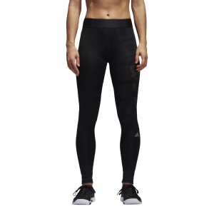 AdidasTechfit Badge Of Sport Womens Long Training Tights