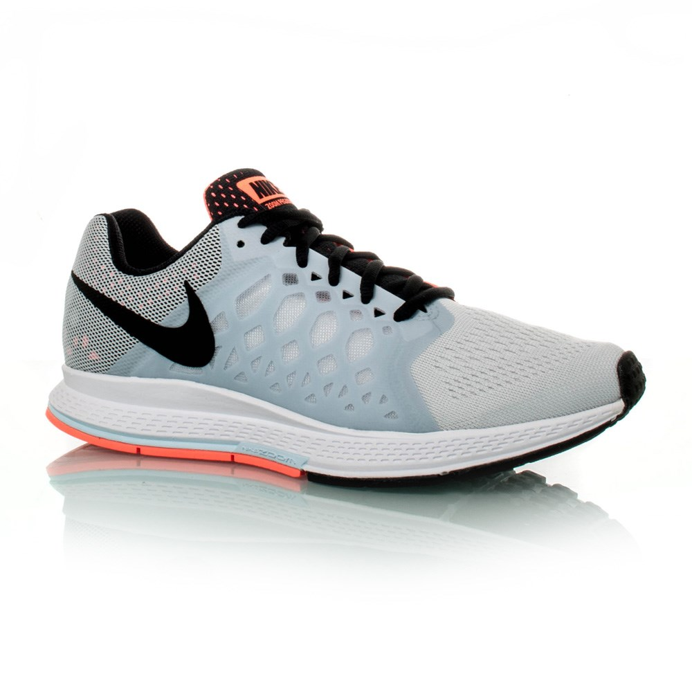 nike air zoom pegasus 31 womens running shoes wolf. Black Bedroom Furniture Sets. Home Design Ideas
