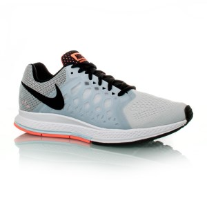 00cb139ce61b1 Nike Air Zoom Pegasus 31 - Womens Running Shoes - Wolf Grey Black Orange ...