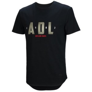 First Ever Adelaide 36ers 2019/20 Lifestyle Mens Basketball T-Shirt