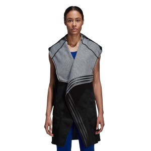 Adidas ID Reversible Womens Hooded Vest