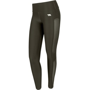 Running Bare High Rise In The Zone Womens Full Length Training Tights